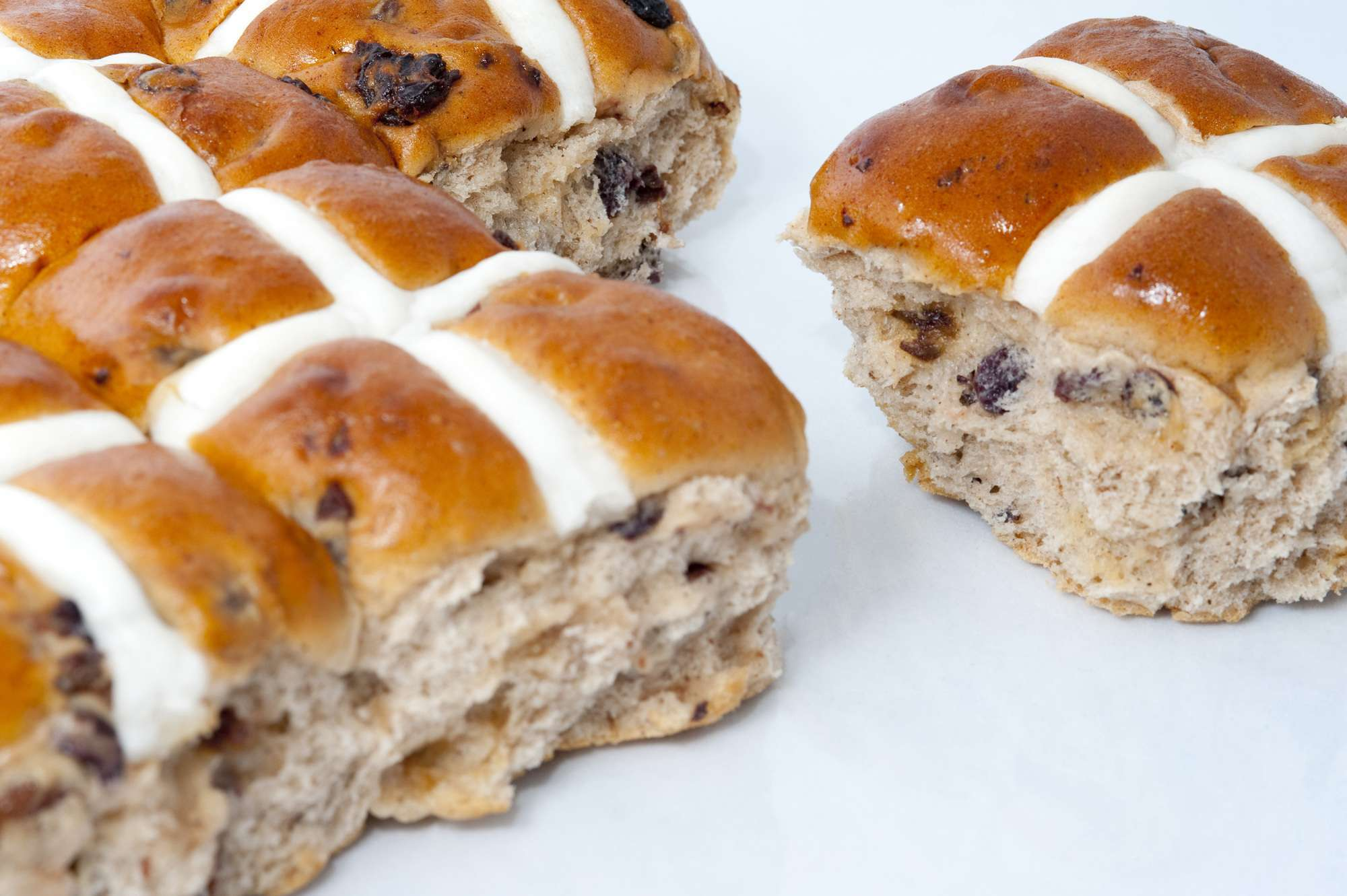Hot Cross Bun Fundraiser